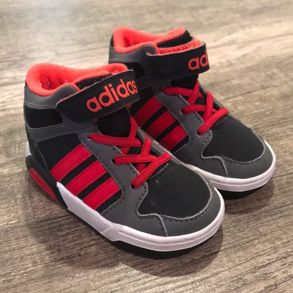 online store b504b 0108e adidas Other - Adidas baby boy high top sneakers